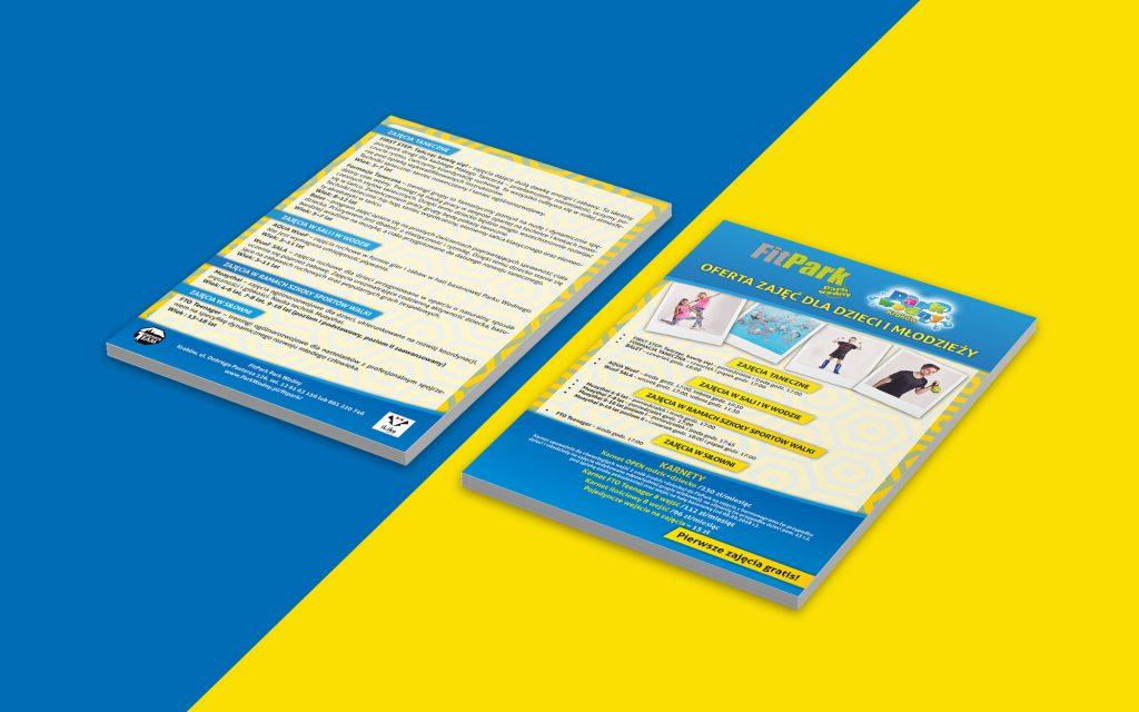 A5 Leaflet Mockup
